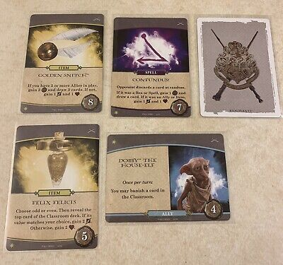 Harry Potter Hogwarts Battle Defense Against Dark Arts Gencon 2019 Promo Cards Harrypotter Harr Harry Potter Hogwarts Battle Game Sales Harry Potter Hogwarts