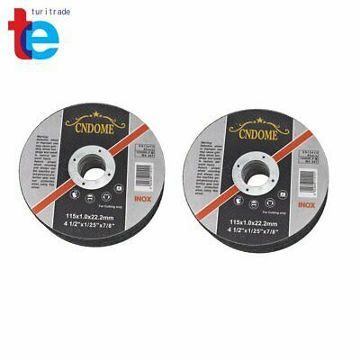 """50 Pack 4-1//2/""""x.040/""""x7//8/"""" Cut-off Wheel Metal /& Stainless Steel Cutting Discs"""