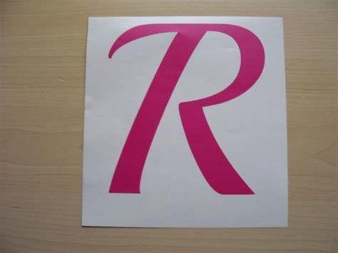 Single Letter Vinyl Decals Vinyl Letters Single Letter Decals 89 Amp 10 709