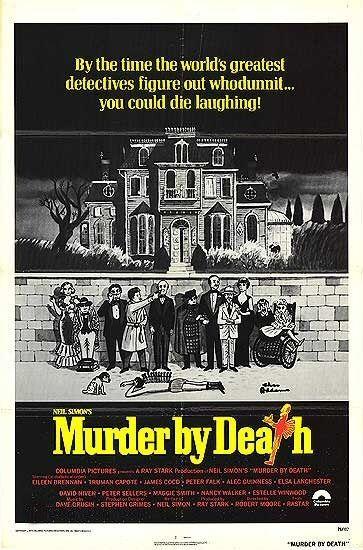 Murder by Death - @Mary Powers Mulderig Dull