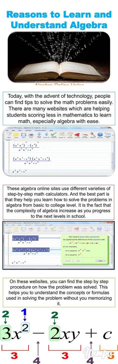 Use Factoring Calculator to Solve Complicated Math Problems ...