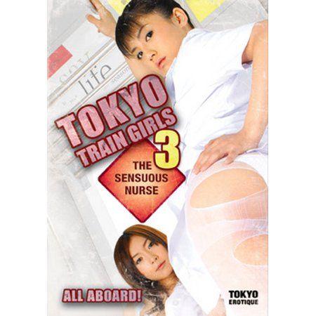 Tokyo Train Girls 3 Sensuous Nurse Dvd Walmart Com Girl Train Sensuous Nurse