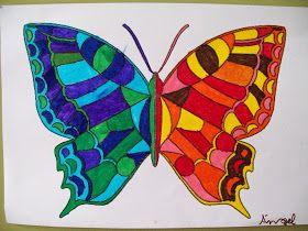 La Clase De 2º B Colores Frios Y Colores Calidos Dibujos Colores Frios Colores Calidos Y Frios Colores Calidos Dibujos