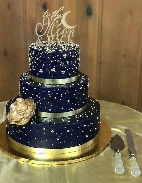 16 Timeless Navy Blue Wedding Ideas You Will Enjoy