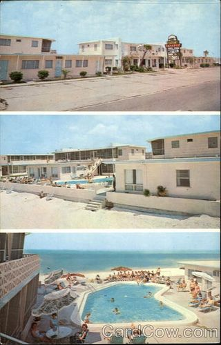 South Pacific Motel Front Beach Rd Panama City Beach Florida Panama City Beach Panama City Beach Florida Panama City Panama