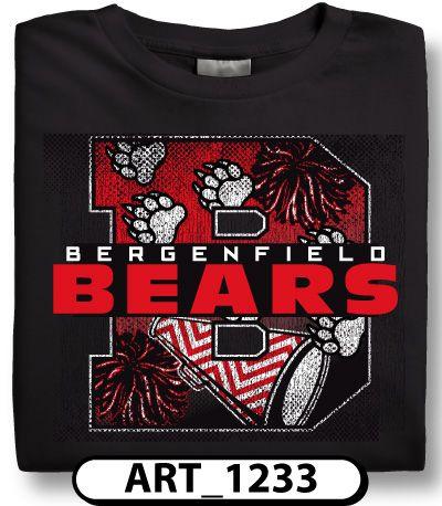 Nice Cheer Shirt Design Ideas