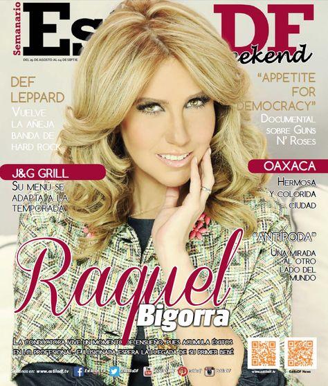 Raquel Bigorra 29 de agosto 2014   Documentales, Hard rock