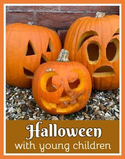 Celebrating Halloween With Young Children Pumpkin Carving Halloween Halloween Crafts For Kids