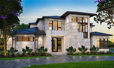 Plan 86058bw Well Planned Contemporary Home Modern
