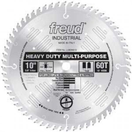 10 Heavy Duty Multi Purpose Saw Blade Circular Saw Blades Table Saw Blades Sliding Compound Miter Saw