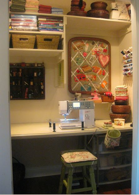 in the Burg: My Sewing Closet – toptrendpin.