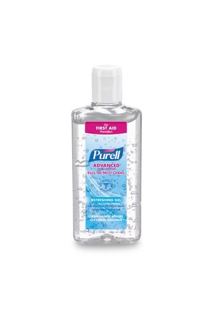 Gel Assainissant Purell Advanced In 2020 Hand Sanitizer