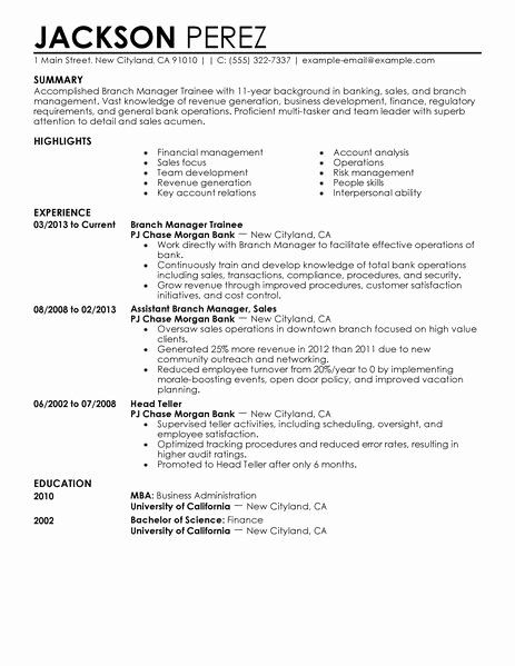 Enterprise Management Trainee Resume 2 Awesome Management Trainee Resumes Endo Enhance Dental In 2020 Resume Examples Teacher Resume Examples Good Resume Examples