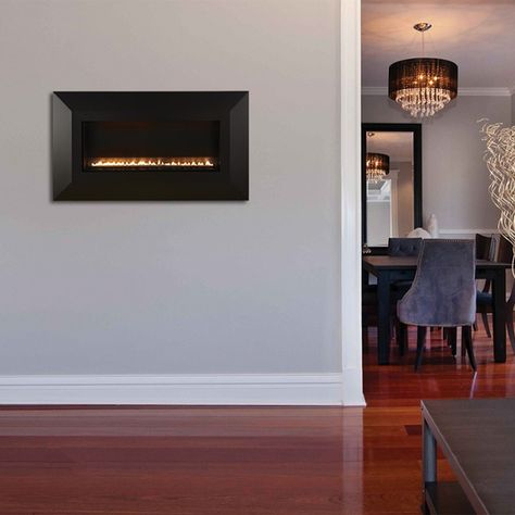 Empire Boulevard Slim 30 Linear Vent Free Gas Fireplace Vfsl30fp