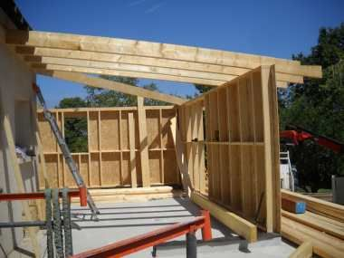 Extensions En Structure Bois. Html StructureWooden HousesExtensionsHouse ...