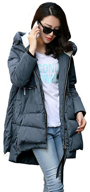 45aebaa8b Amazon.com: Orolay Women's Thickened Down Jacket (Most Wished &Gift ...