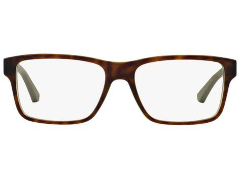 026429fc6c Γυαλιά Οράσεως Emporio Armani EA 3059 5394 Ματ Καφέ Ταρταρούγα Πράσινο