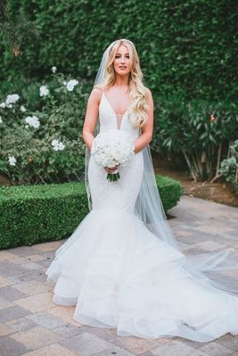 Elegant Edgy Wedding Inspired By Disney At Vibiana In Downtown La