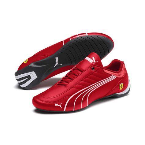 Scuderia Ferrari Future Kart Cat Men S Shoes Puma Us Mens Puma Shoes Sneakers Men Fashion Futuristic Shoes