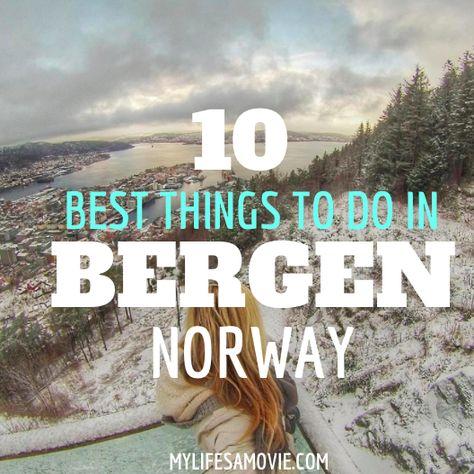 10 Best Things to Do in Bergen Norway