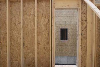 Do You Need A Header In A Closet Opening Frames On Wall Doors Interior Door Header