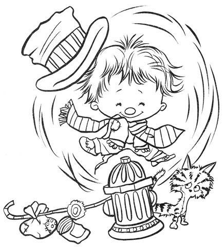 11 Desenhos Infantis De Criancas Paginas Para Colorir Desenhos