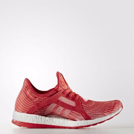 Beautiful Adidas Shoes Womens Pure Boost X Atr Ultra Nmd Red Run Training New Aq3399 Womens Shoes Fr Running Shoes Sneakers Adidas Pureboostx Adidas Pure Boost