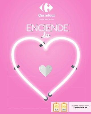 Catálogo Carrefour Enciende Su Corazon Http Bit Ly 2hm1eoh Regalos Originales Para San Valentín Regalos Regalos Originales