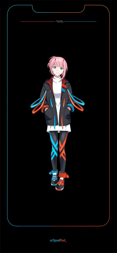 Pin By Irell Official On Darling In The Franxx In 2021 Zero Two Darling In The Franxx Make Pictures