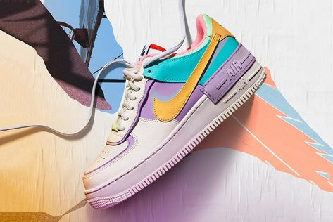 Nike Air Force 1 Shadow Pale Ivory CI0919 101 Release Date SBD