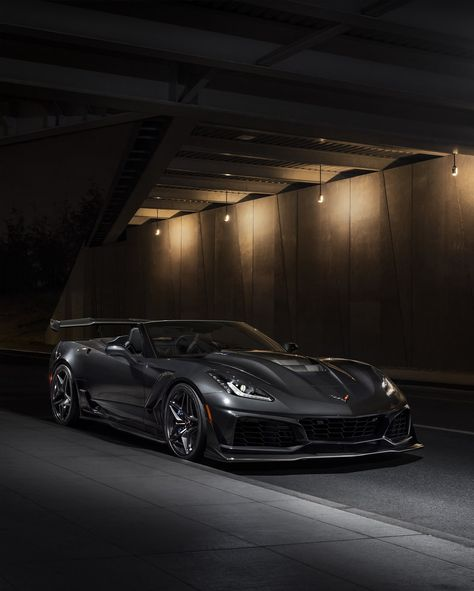 Download Wallpapers Chevrolet Corvette ZR1, 2019, Front View, Sports Car,  Supercar, New Corvette, Chevrolet | Corvette Zr1, Chevrolet Corvette And  Sports ...