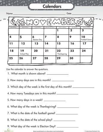 Image Result For Timetable Handout Grade 1 Calendar Math Calendar Worksheets Teaching Calendar