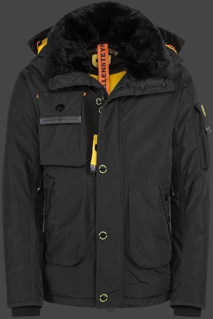 Ameriquest Herren Jacke Hahemeairtec Graphit Polyester Canada Goose Jackets Winter Jackets Jackets