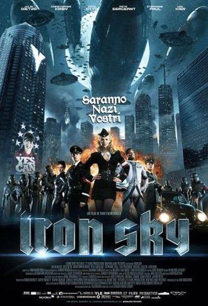 Iron Sky Di Timo Vuorensola Film