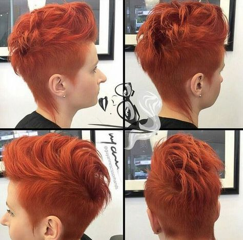 Photo of 35 kurze Punk Frisuren, um Ihre Fantasie zu rocken – Beste Frisuren Haarschnitte
