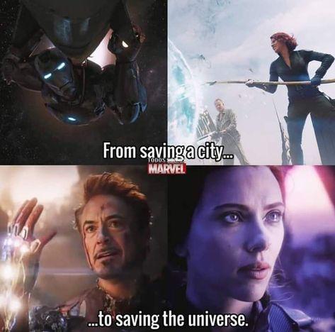 Iron Man and Black Widow Marvel Avengers, Marvel Quotes, Funny Marvel Memes, Avengers Memes, Marvel Dc Comics, Marvel Heroes, Marvel Women, Disney Marvel, Marvel Films
