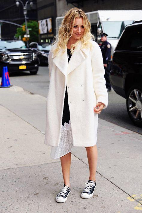 Kaley Cuoco Fashion