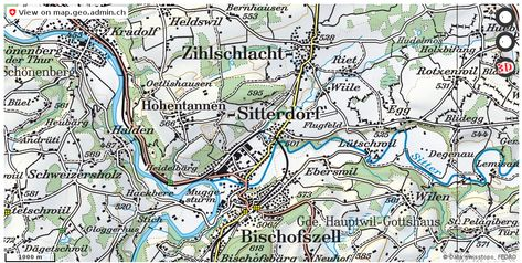 Zihlschlacht Sitterdorf Tg Unfall Verkehr Tote Statistik Http
