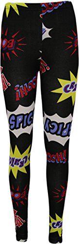WearAll - Damen Druck hipster Leggings lange volle Knöchel Stretch Hosen - Schwarz - 36 bis 38 WearAll http://www.amazon.de/dp/B00A6B4VUS/ref=cm_sw_r_pi_dp_7LPpvb0FKQQVG