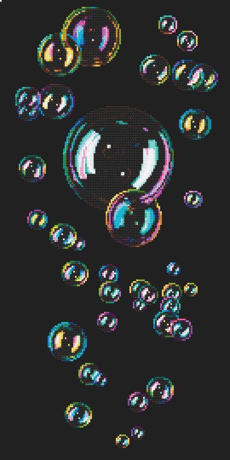 Soap bubbles digital pattern for cross stitch Embroidery Art, Cross Stitch Embroidery, Embroidery Patterns, Cross Stitch Designs, Cross Stitch Patterns, Cross Stitch Free, Cat Cross Stitches, Arte 8 Bits, Soap Bubbles