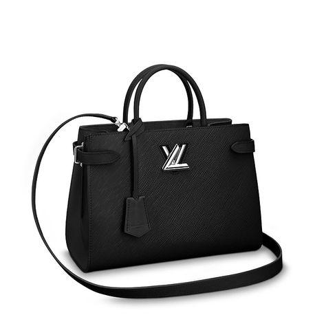 94b376dd2789 View 1 - Epi Leather HANDBAGS Business Bags Twist Tote