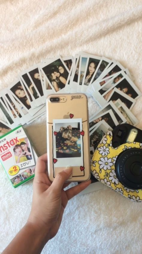 Frame Wallet Phone Case - Sydni Faye - BuyThenNow