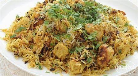 طبخات شهية طريقة عمل برياني الدجاج Biryani Middle East Food Middle Eastern Recipes