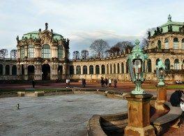 Dresden Zwinger Dresden Herberge Reisen