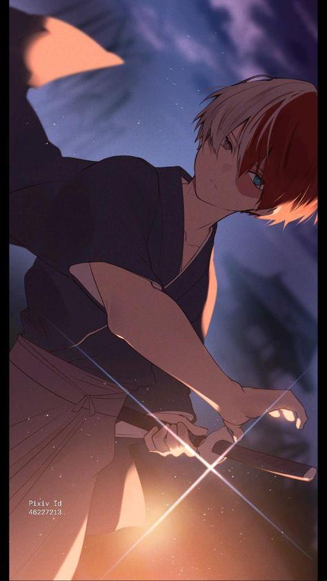 Shoto Todoroki • My Hero Academia • Boku no Hero Academia