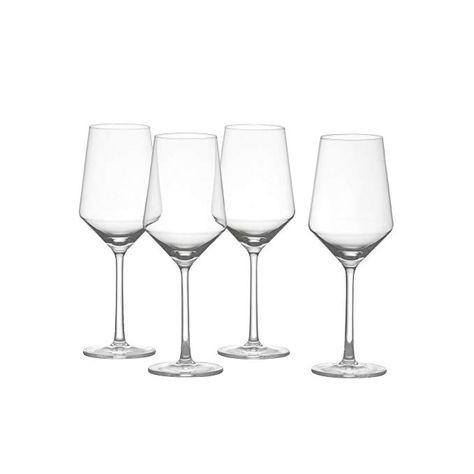569a8a1795fc Schott Zwiesel Tritan Crystal Glass Pure Stemware Collection ...