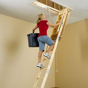 Heavy Duty Attic Stairs Pull Down Attic Ladder Attic Stairs Attic Stairs Pull Down