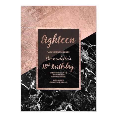 25 birthday invitation background ideas