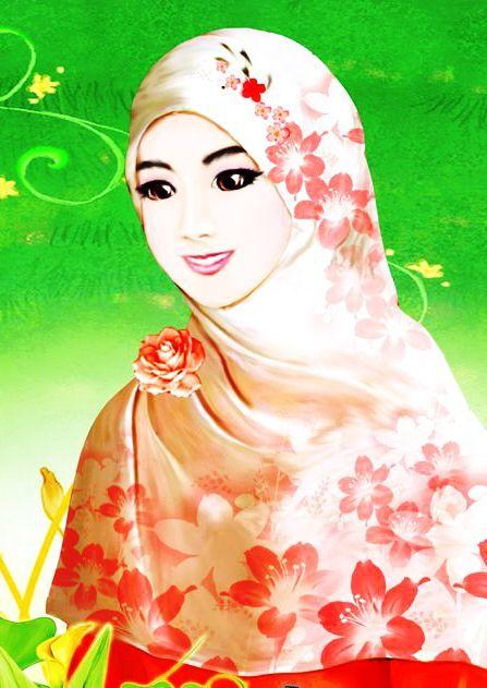 Gambar Dp Bbm Animasi Muslimah Bergerak Terbaru Kochie Frog Aurora Sleeping Beauty Anime Art