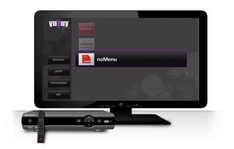 Vodafone apresenta Shopping Virtual na TV